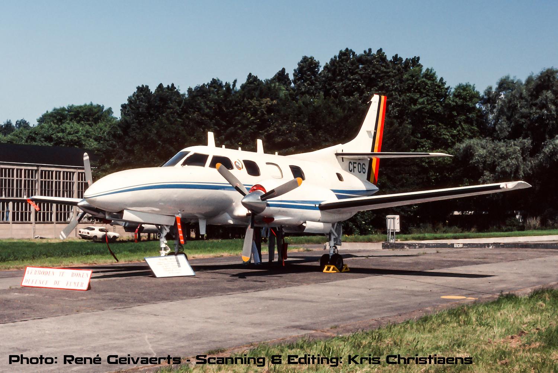 Swearingen SA.226T Merlin IIIA