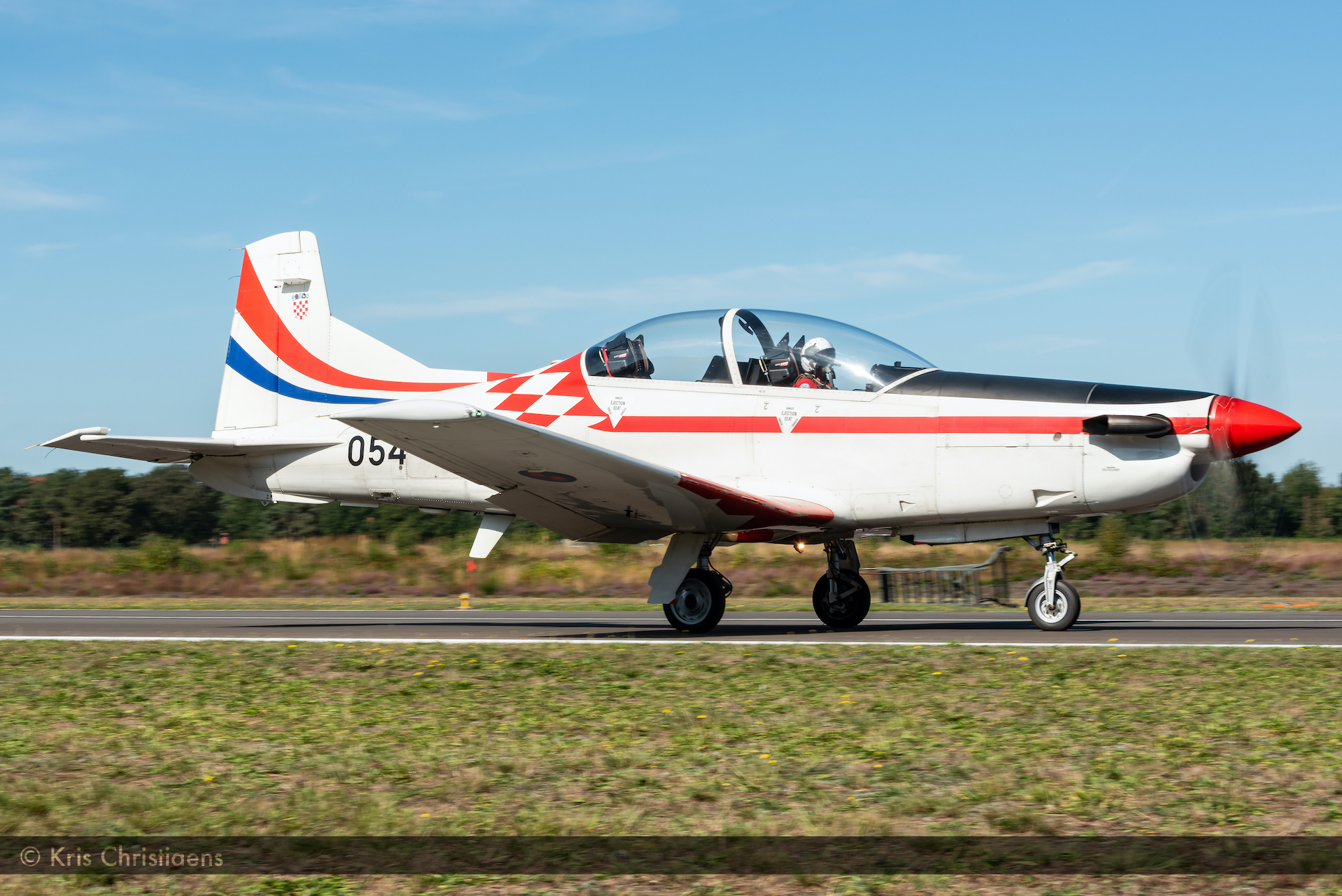 Wings of Storm (Pilatus PC-9)