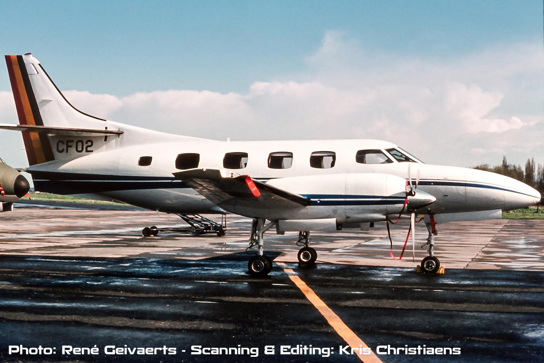 Swearingen SA226-T Merlin IIIA