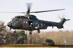 Eurocopter AS532 Cougar