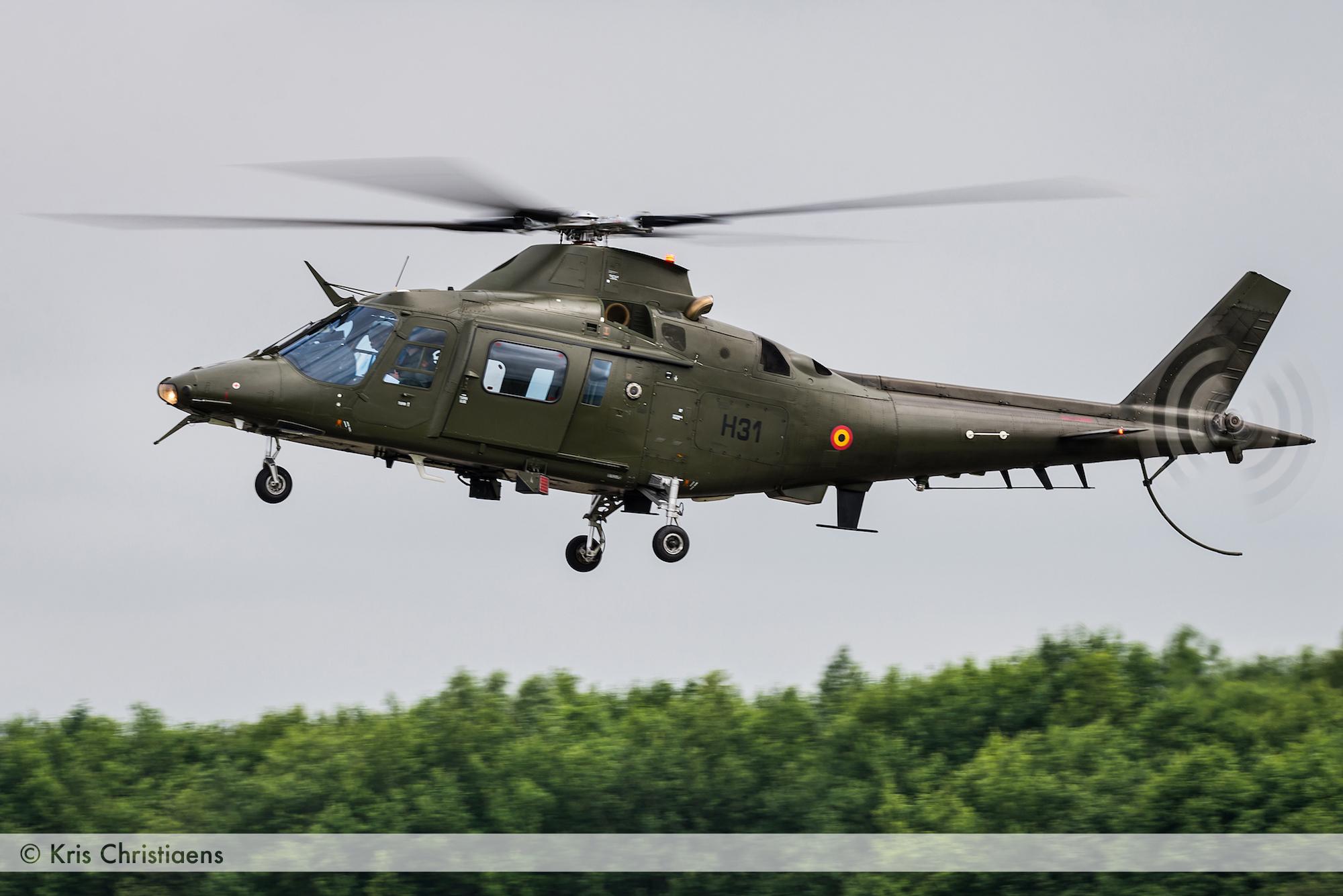 AgustaWestland A-109 Hirundo