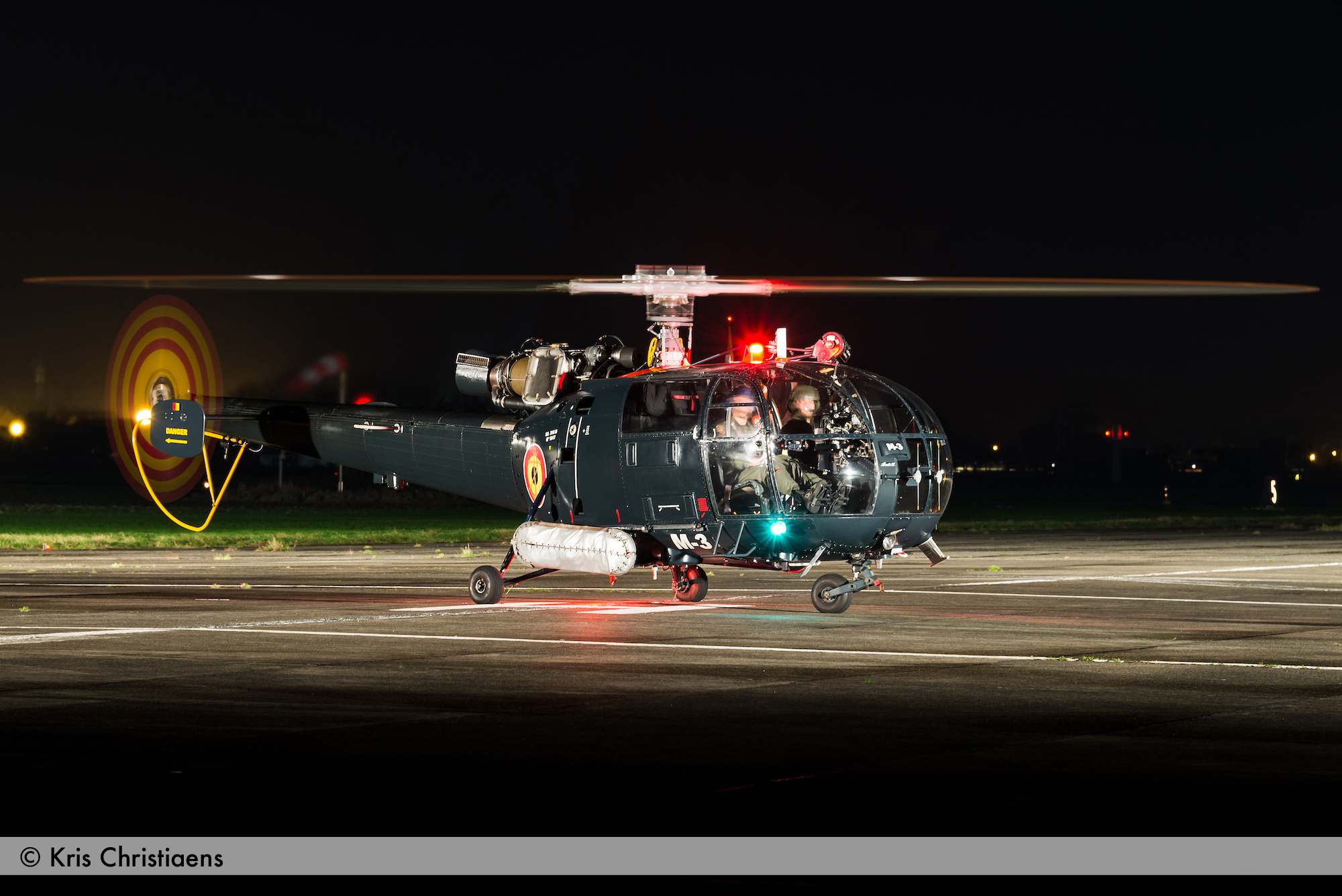 Alouette III (Belgian Air Force)