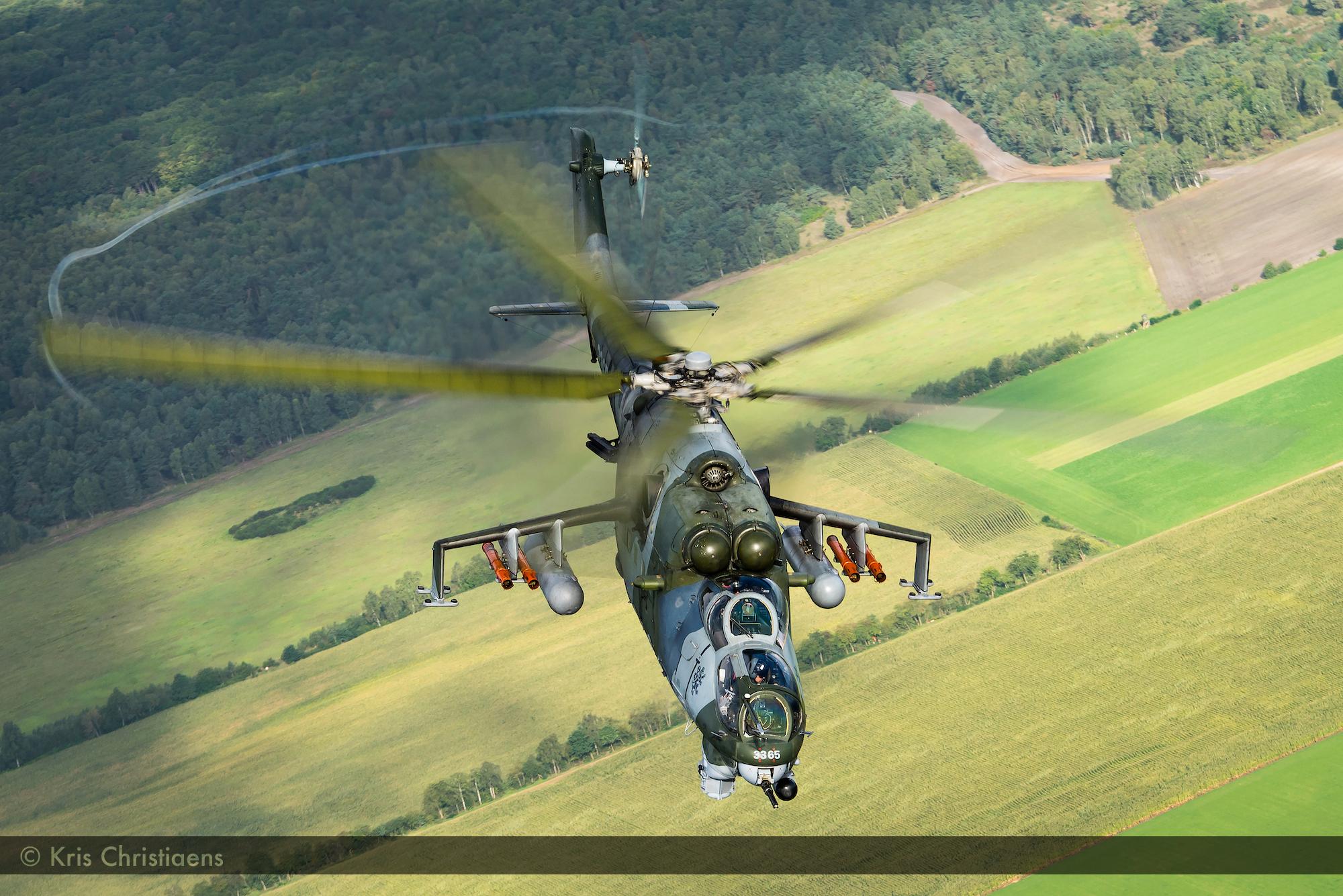 Mil Mi-24 'Hind' (Czech Air Force)