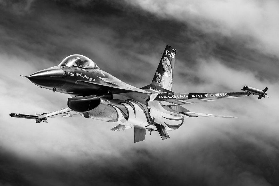 F-16 'Dark Falcon'