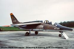 Dassault-Dornier Alpha Jet 1B