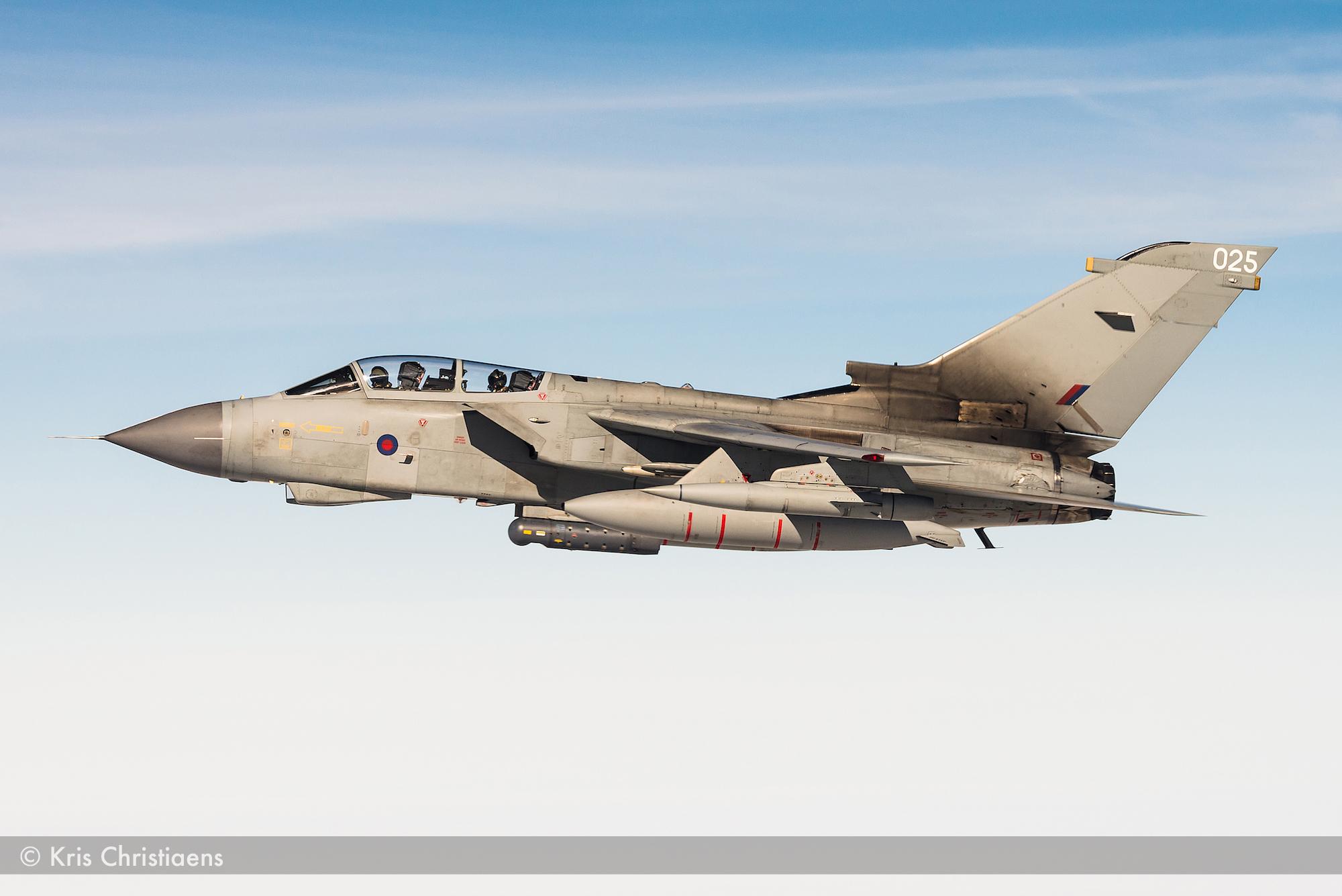 Panavia Tornado (Royal Air Force)