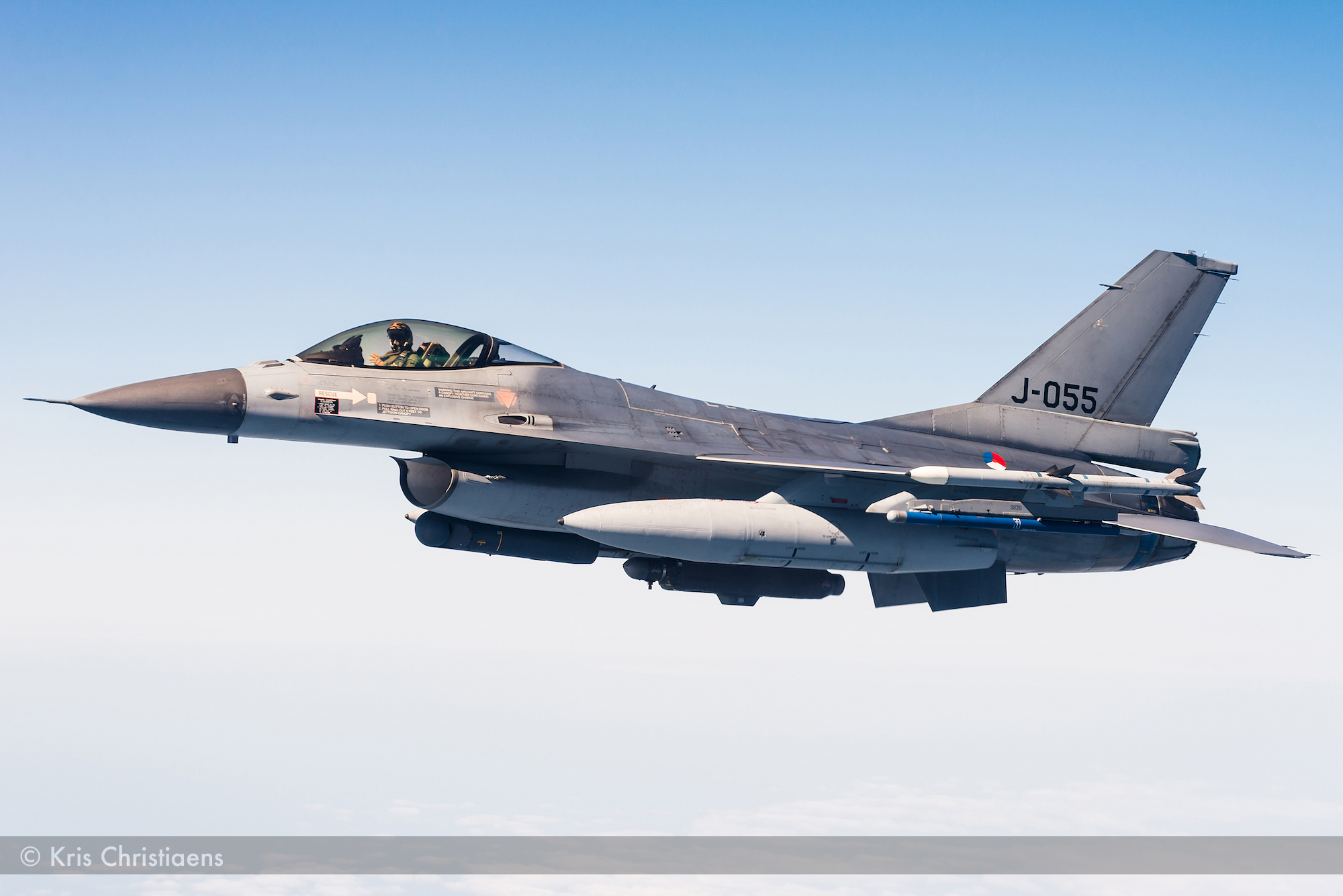 F-16 (Royal Netherlands Air Force)