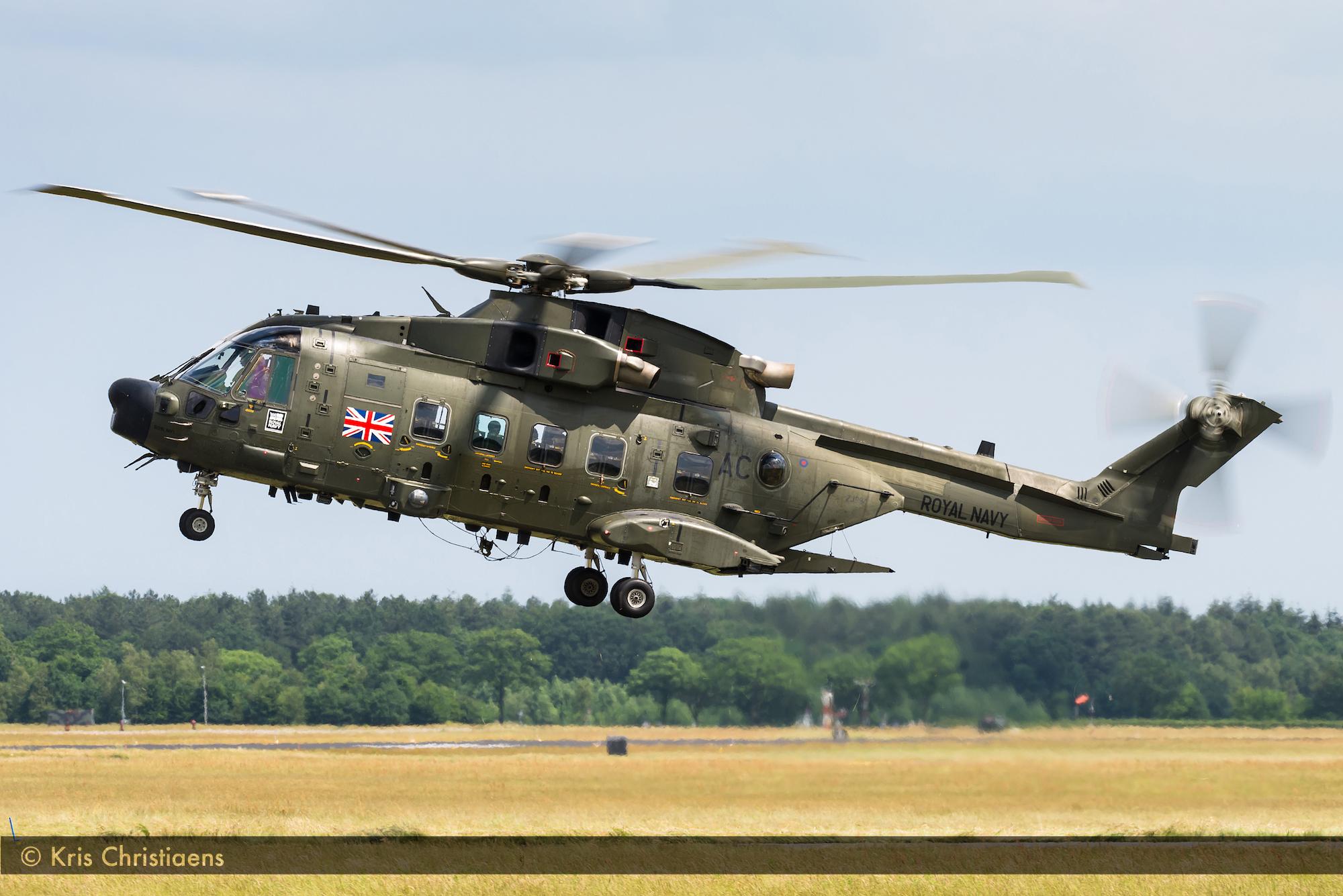 AgustaWestland AW101 Merlin