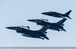 F-16 & Dassault/Dornier Alpha Jet