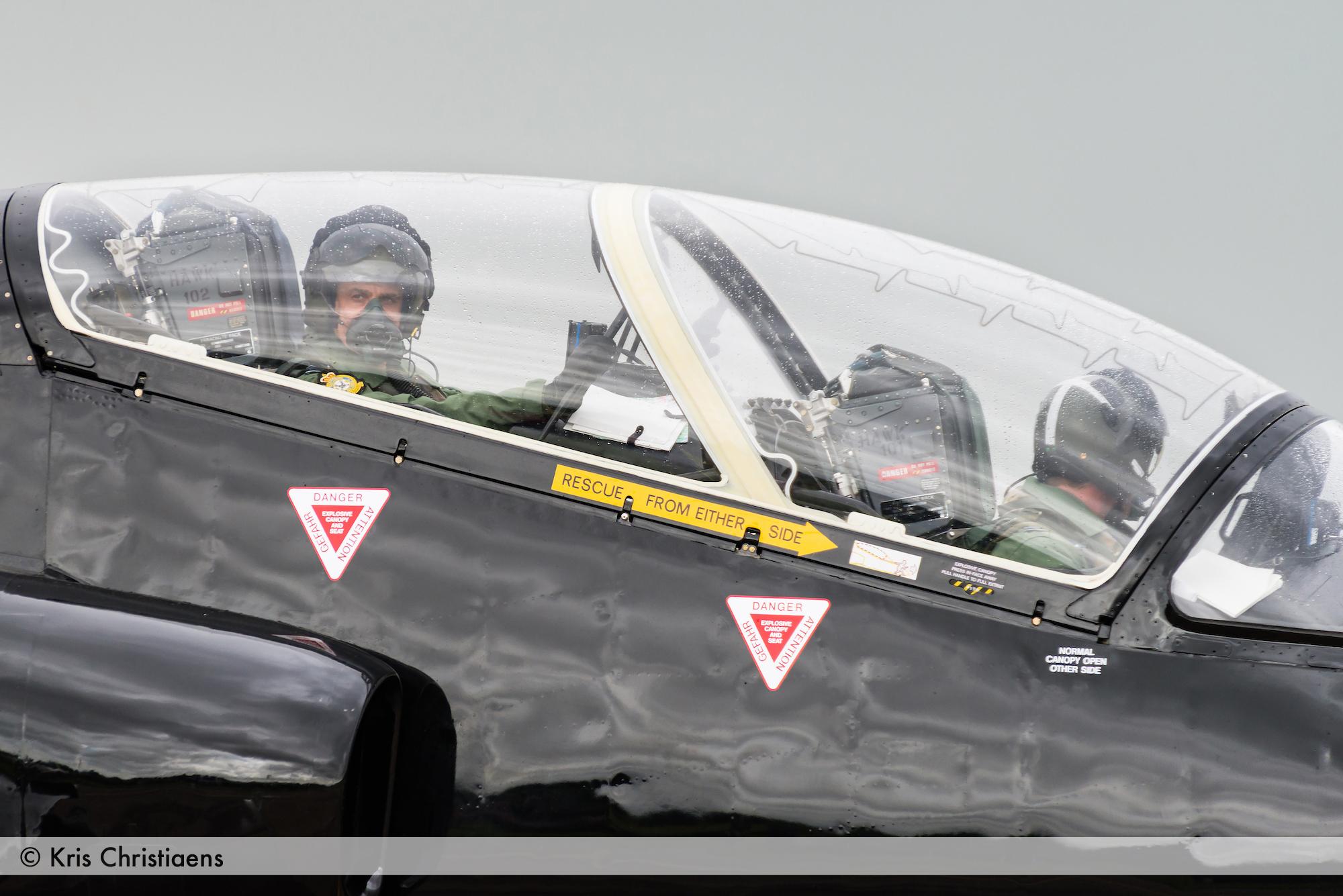 BAE Systems Hawk T1