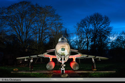 Republic F-84F Thunderflash