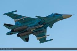 Sukhoi Su-34 'Fullback'