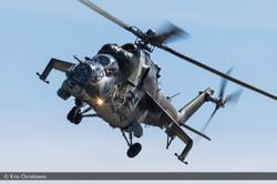 Mil Mi-24 'Hind'