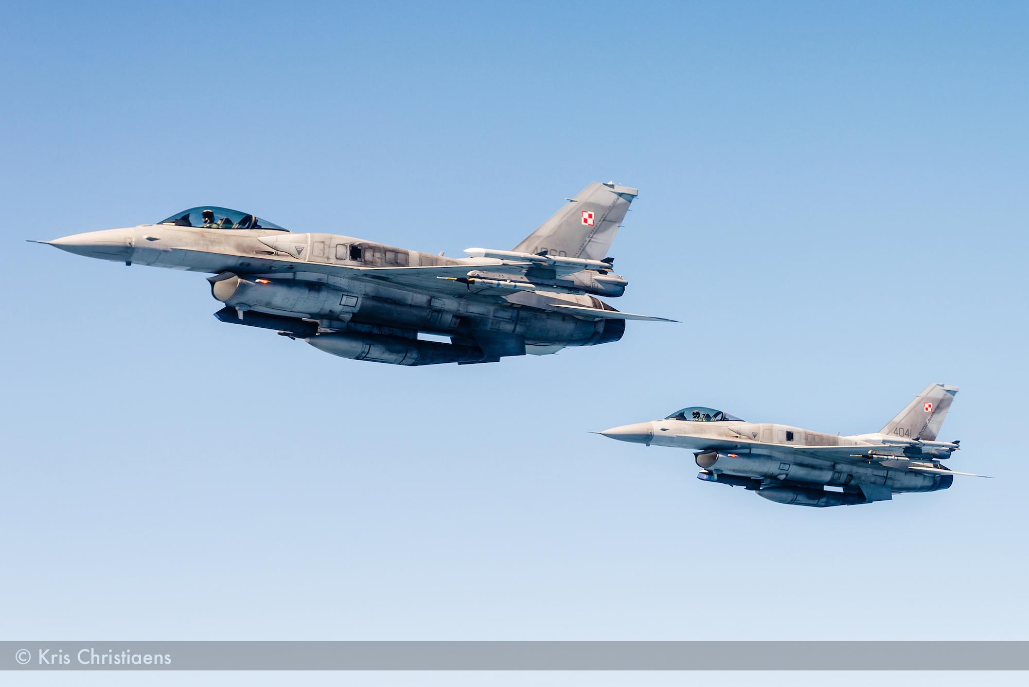 F-16 (Polish Air Force)