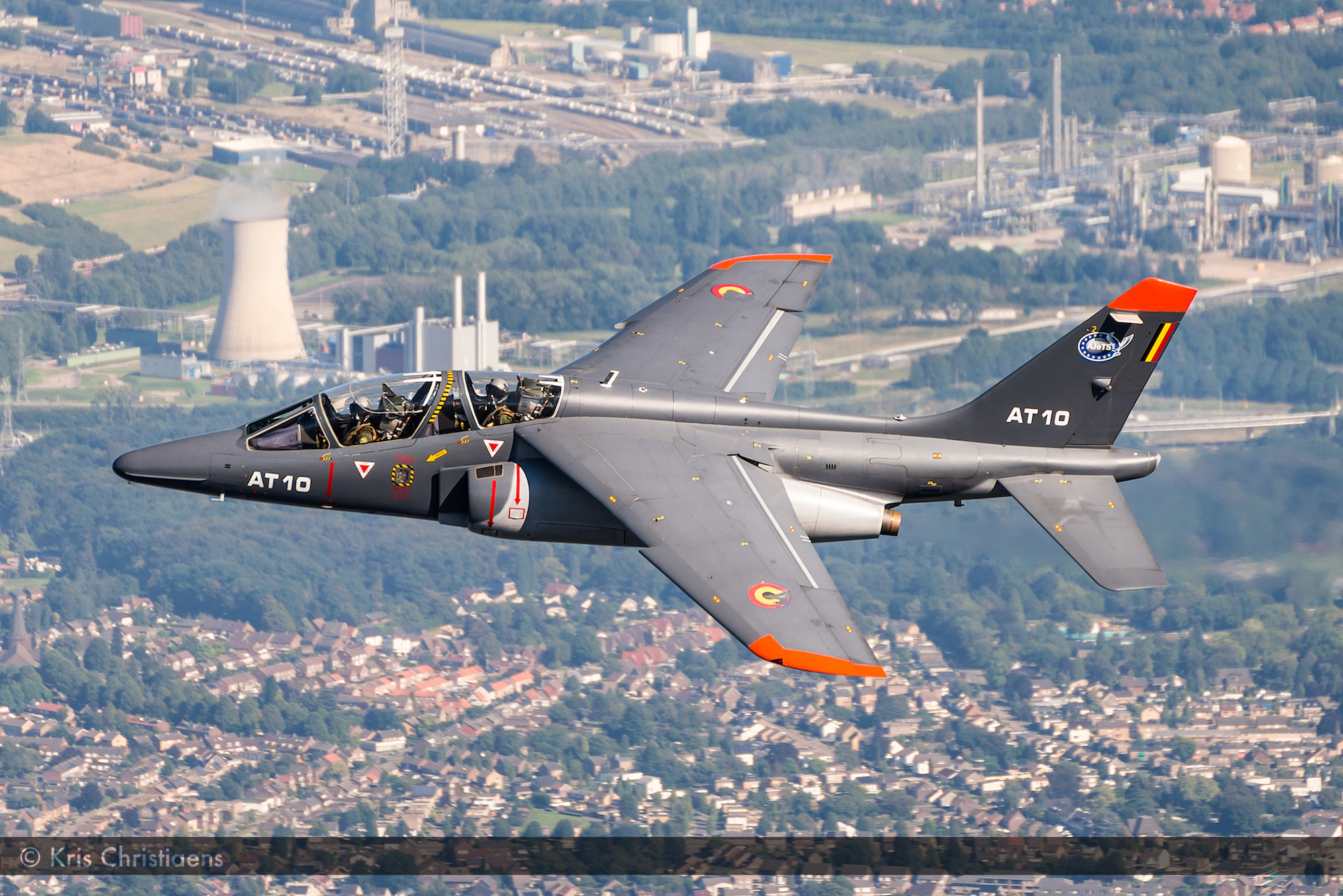 Alpha Jet (Belgian Air Force)