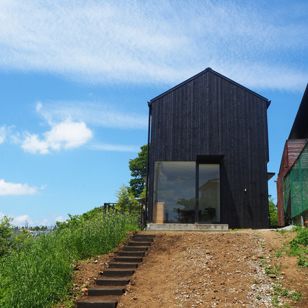 seino takashi design office & house (office)
