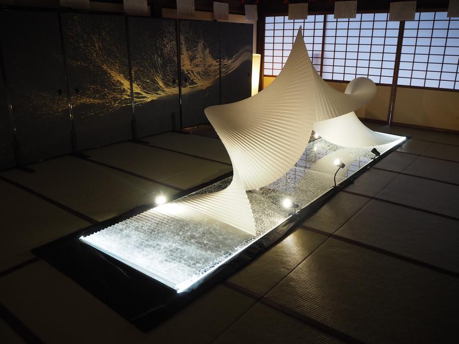 washi life 妙見寺 「まるごと美術館」