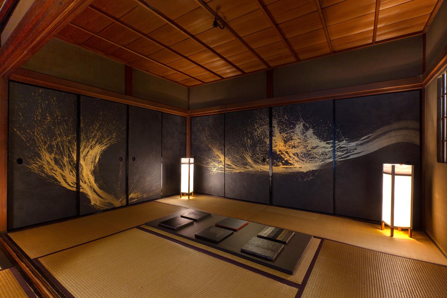 washi life exhibition kyoto 05