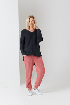 Luxe BD4076 Glacier Tunic Knit - Matched with BD5048 Everest Pant