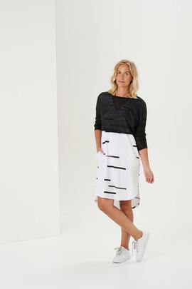 BD7049 Impulse Dress. BD3082 Lucent Top