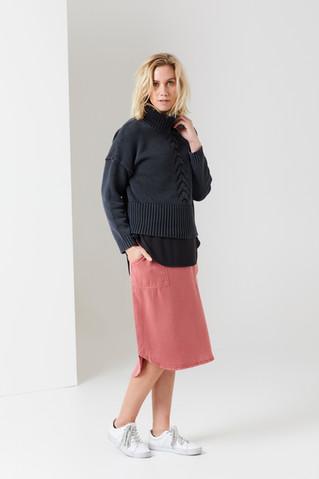 ooooh la la - Best Seller BD4075 Iceberg Knit - BD5023 Revert Skirt - BD3070 Extreme Tee