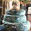 """Thumbnail: Banana Leaf Pouf 18"""" (insert not included)"""