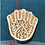 Thumbnail: Hamsa Wood Block
