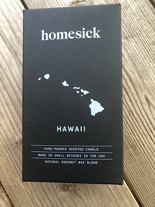 Hawaii by Homesick Candle