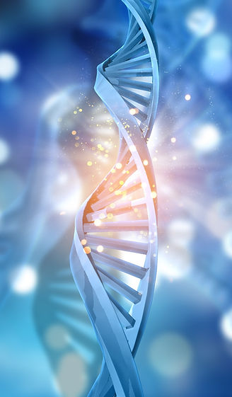 3d-dna-strands-on-an-abstract-background