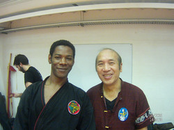 Avec Maitre Phan Toan