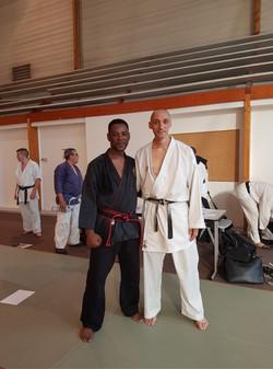 Avec Franck Richetti