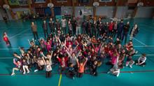 Journée sportive pour les jeunes Juvysiens