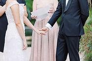 Wedding Ceremony at Sundy House | Kir2Ben Photography