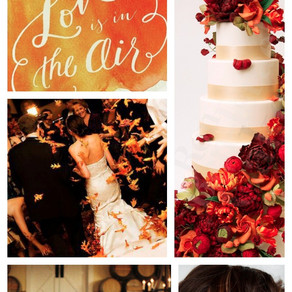 Fall Wedding Themes