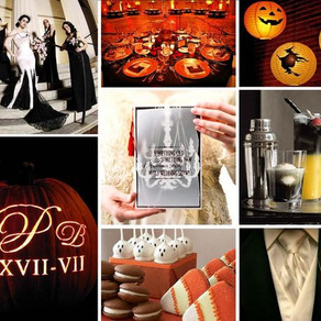 Halloween Inspiration Board