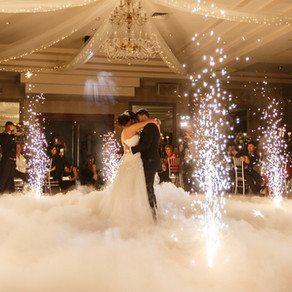 Special Effects for First Dance