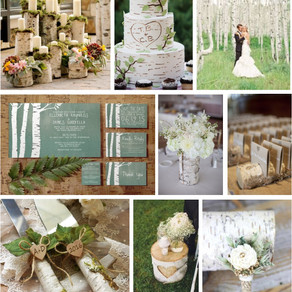 Birch Inspiration Board
