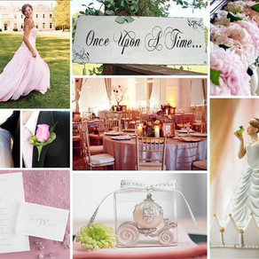 Princess Fairy Tale Wedding