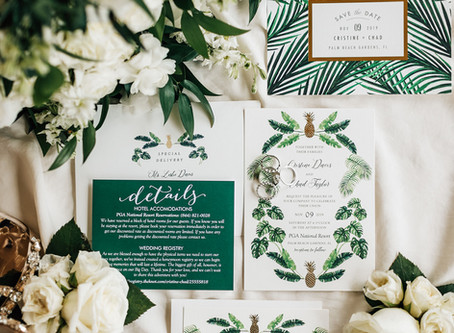 Wedding: Cristine and Chad