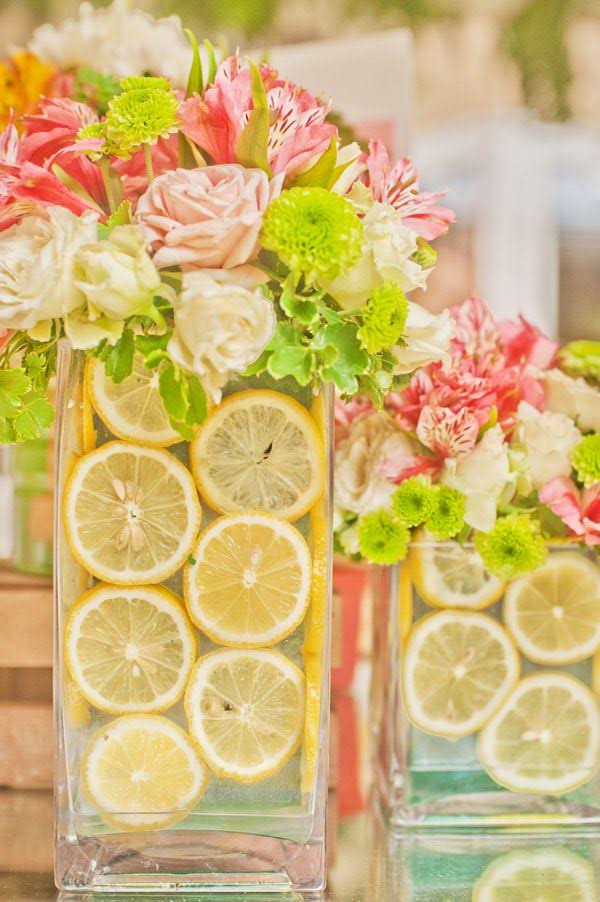 citrus centerpiece