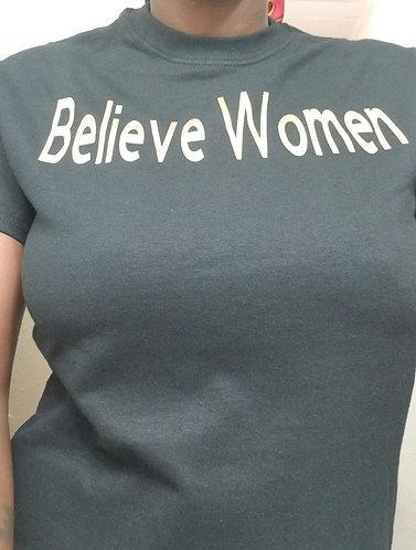 Believe Women Tee