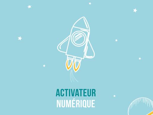 L'AGENCE MOUTARDE DEVIENT « ACTIVATEUR NUMÉRIQUE »