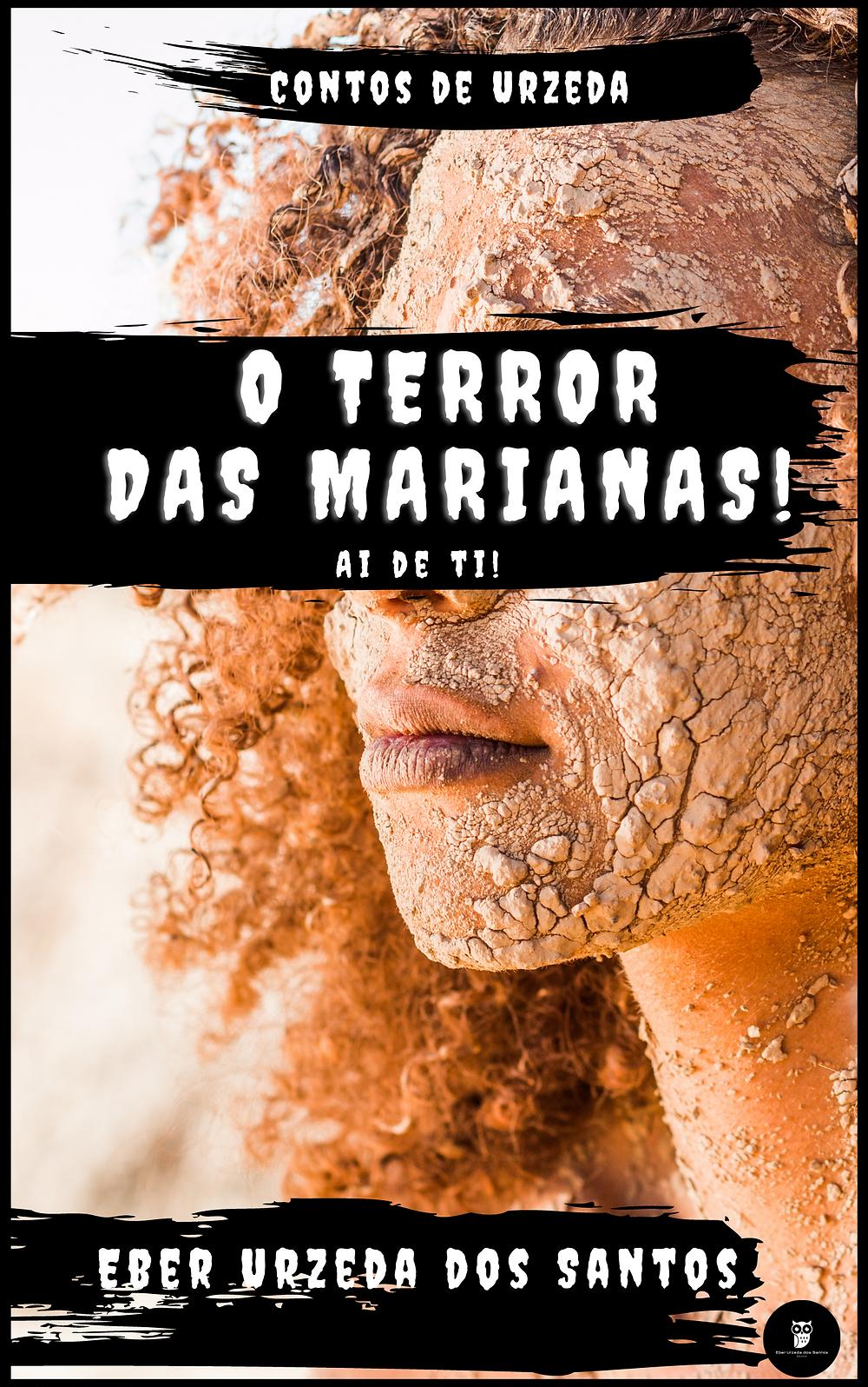 O Terror das Marianas: Contos de Urzeda