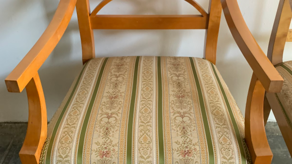 Vienna Woods Design Biedermeier style arm chair
