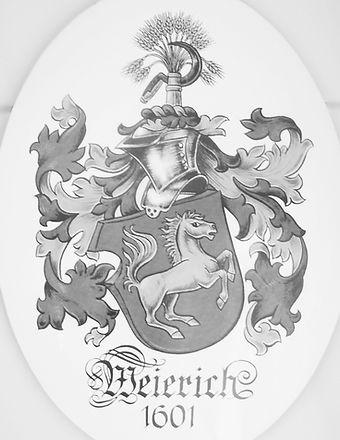 Familie Weierich - Familientraditon seit 1601