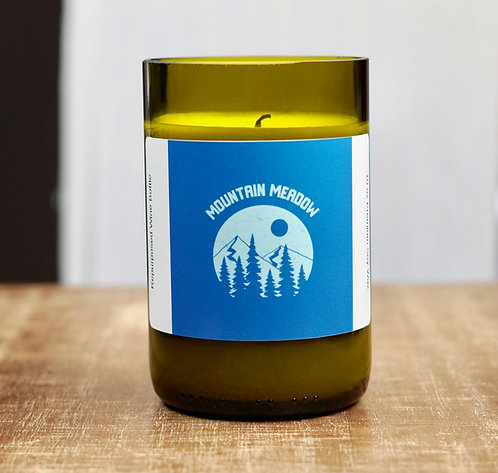 Mountain Meadow- Soy Wax Candle