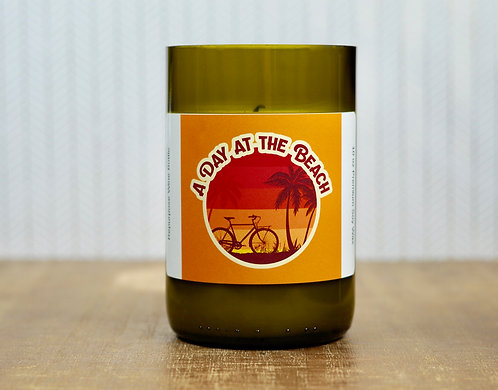 A Day at the Beach-Soy Wax Candle