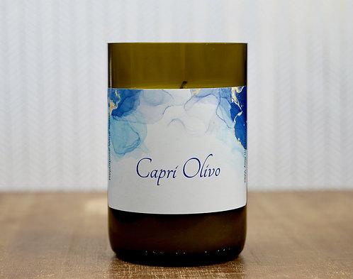 Capri Olivo- Soy Wax Candle