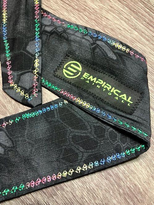 Empirical Paintball - Typhon Camouflage Headband - 🌈 Rainbow Stitching Main
