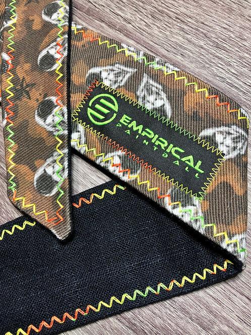 Empirical Paintball - Brown Camo Skull Headband